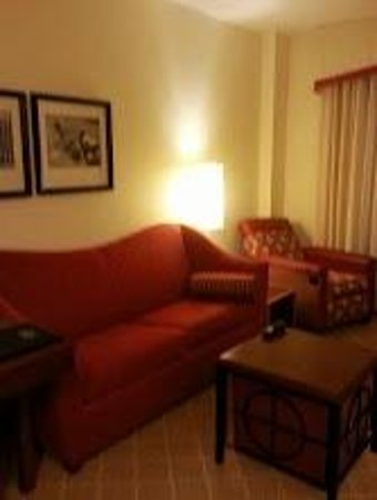 Residence Inn Aberdeen at Ripken Stadium: Comfy Room