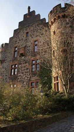 Hotel Burg Staufenberg: Exterior