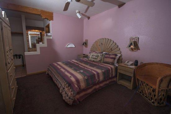 Sun God Lodge: Very nice rooms!