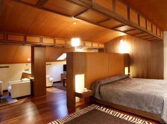 Hotel Villa de San Adrian: Suite