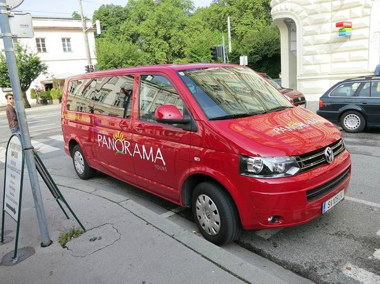 Panorama Tours - Salzburg: Apparently, It's A Race Car At Heart!