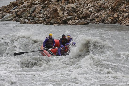 Denali Outdoor Center : White Water Rafting in Denali, anyone?