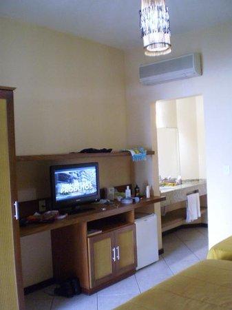 Pousada Marambaia Do Porto: habitacion 4