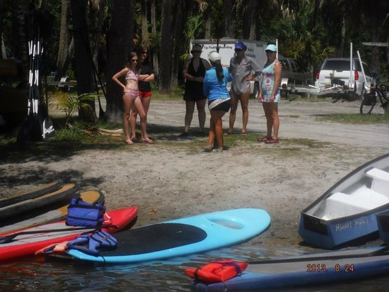 SUP Eco Adventures: SUP Eco Adventure - Indian River Lagoon