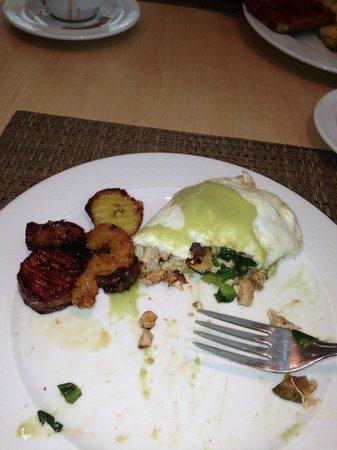 Live Aqua Beach Resort Cancun: The meals were amazing