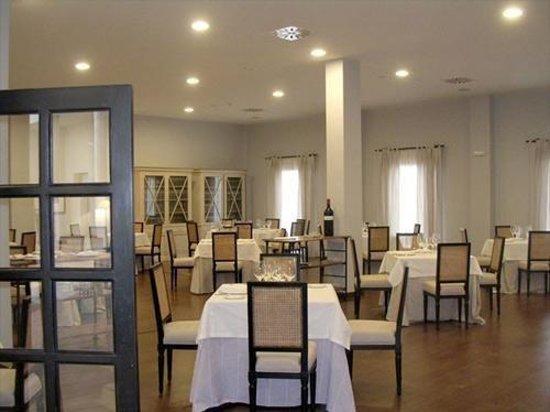 Hotel Maria Jimena: Restaurant