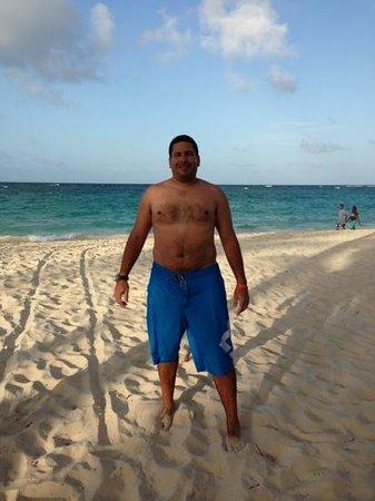 ClubHotel Riu Bambu: linda playa