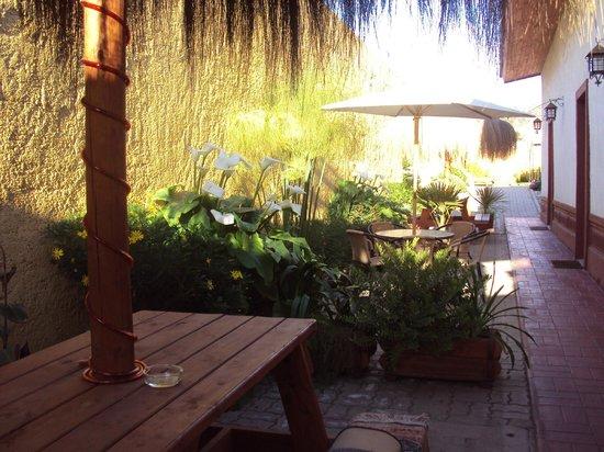 Hostal Balmaceda: Vista do hostel 3