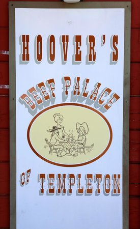 Hoovers: Hoover's Beef Palace.