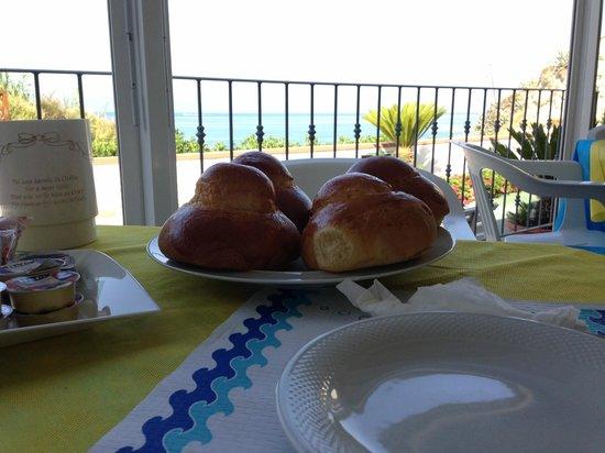 Hotel  Cava dell'isola: la prima colazione