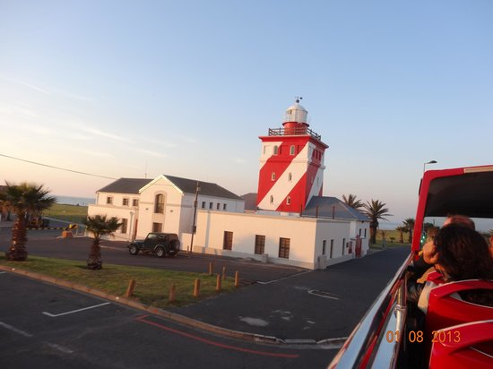 Cheviot Place Guest House: green point light house