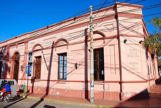 Museo de Ciencias Naturales de la Universidad Nacional de LA RIOJA (Argentina...