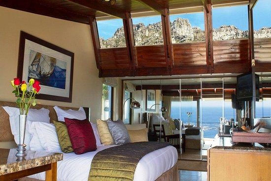 Atlanticview Cape Town Boutique Hotel: Master Bedroom 1