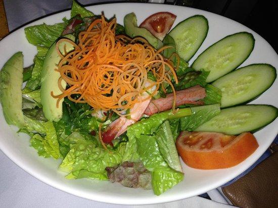 Ichiban special salad