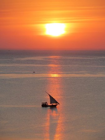 Hideaway of Nungwi Resort & Spa: Another beautiful sunset