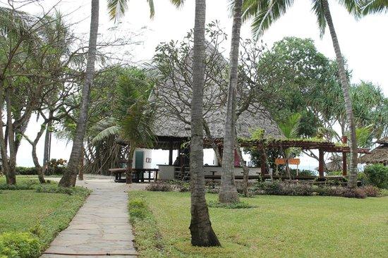 Southern Palms Beach Resort: Beach bar