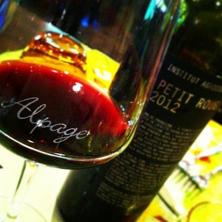 Ristorante Alpage : vino
