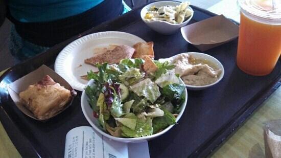 Arpi's Phoenicia Deli: Salad and sides