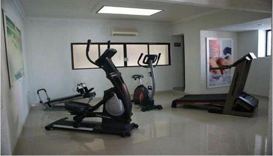 Hotel Playa Varadero : Gym