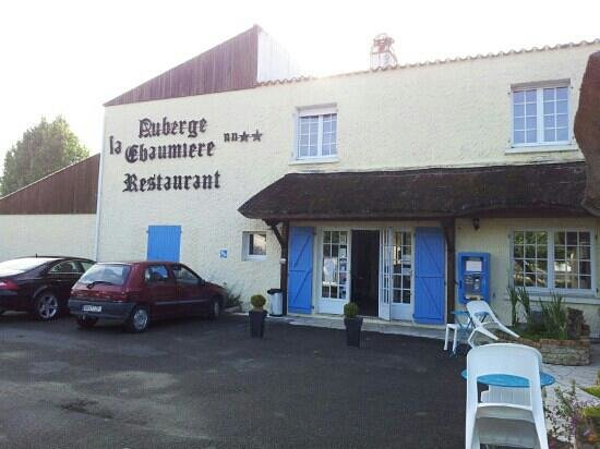 Auberge La Chaumiere: un excellent endroit a ne pas rater dans la région