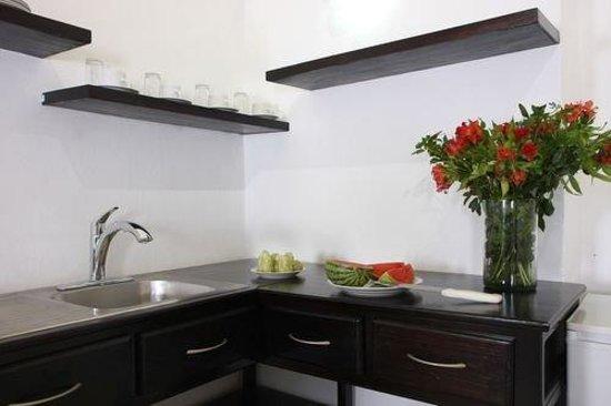 Mansion Arechiga: Kitchen