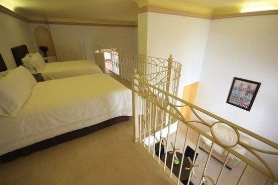 Mansion Arechiga: Guest Room