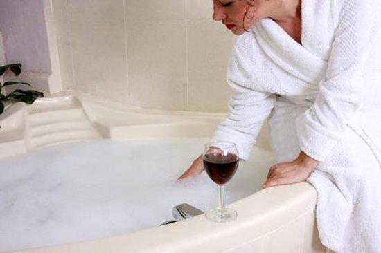 Mansion Arechiga: Bathtub
