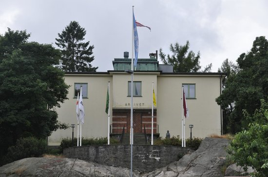 Kristiansand, Norge: front of building
