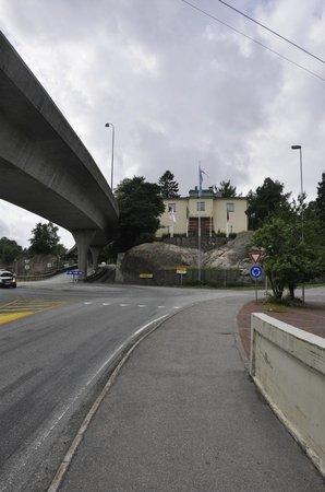 Stiftelsen Arkivet - Gestapos Hovedkvarter: front of building