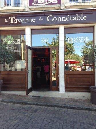 La Taverne du Connetable : La taverne