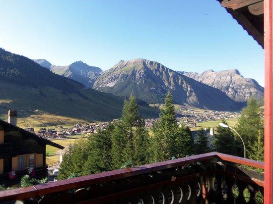 Hotel Loredana: vista dalla mia stanza