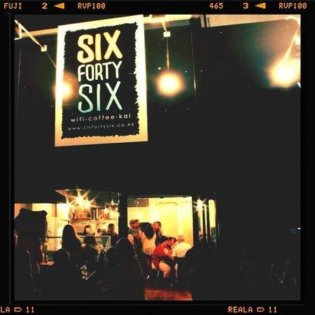 SixFortySix: Logo