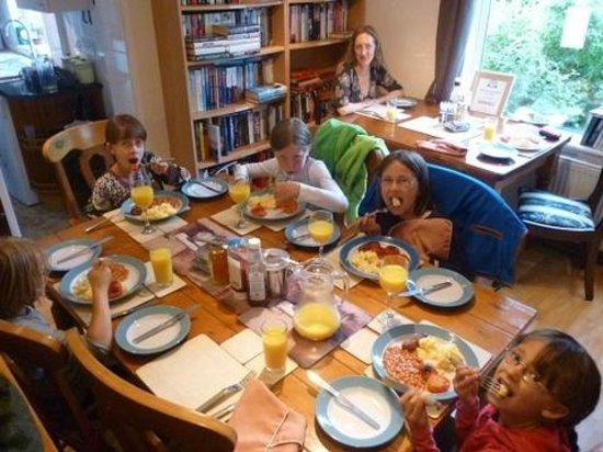 Countryair Bed & Breakfast : breakfast