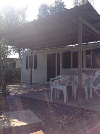 Camping Baia del Marinaio: bungalov