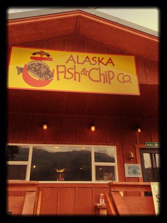 The Great Alaska Fish & Chip Company : Fish and Chips