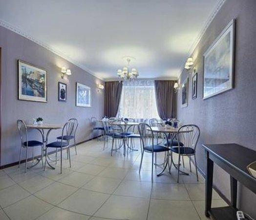 Vernisage Hotel: Cafe