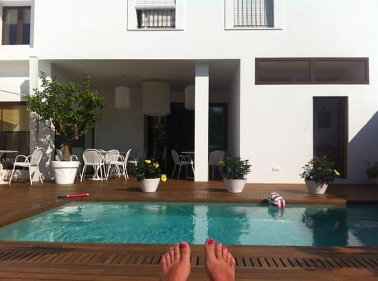 Es Mares Hotel&Spa: zona piscina