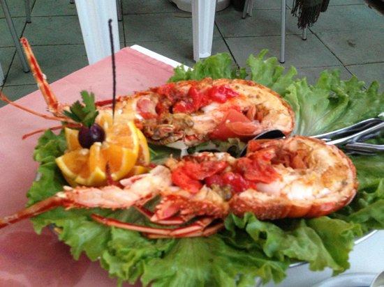 A Lagosteira: Aragosta