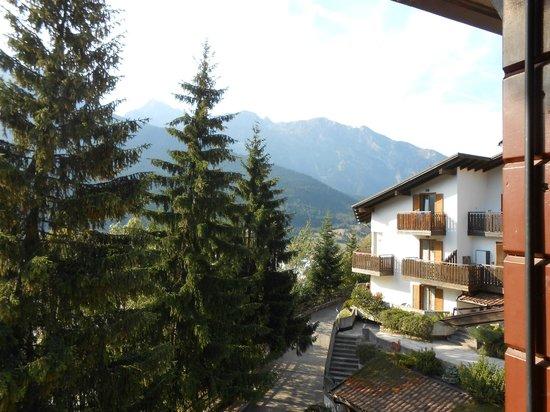 Hotel La Baita: vista dalla stanza
