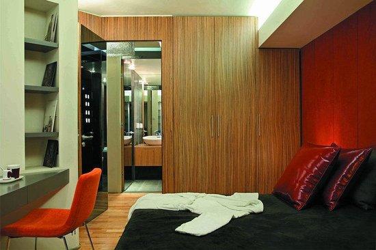 سيزونز بارك أبارت هوتل بكين: Bedroom Of One Bedroom Superior