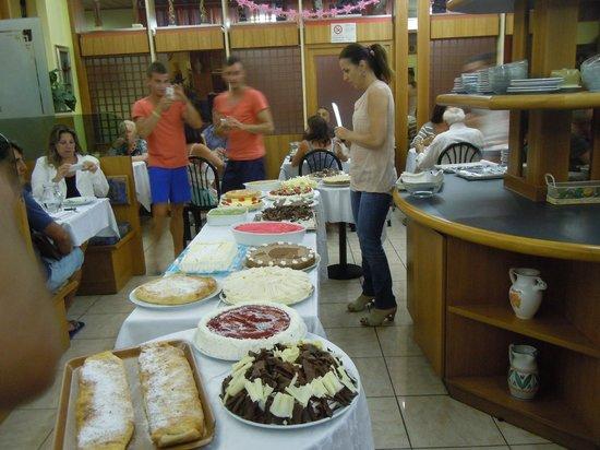 Hotel Capri : la serata delle torte