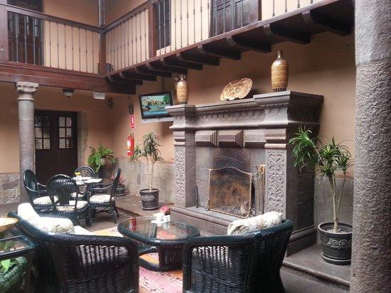 Tierra Viva Cusco Plaza: Café da manhã