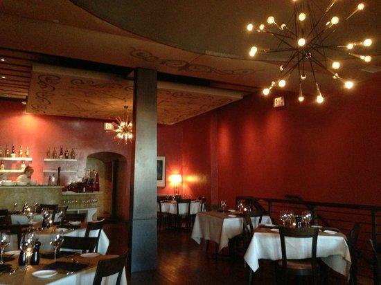 Mercato: Dining Room