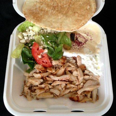 Byblos Market: Chicken Shawarma