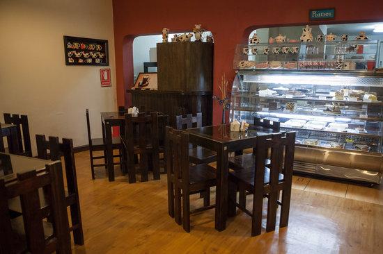 Cafe Pasteleria Nevada