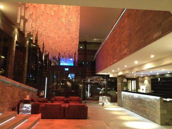 Grischa - DAS Hotel Davos: Reception