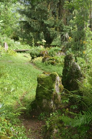 Jardin botanique Alpin de la Jaysinia : Samoens alpine garden