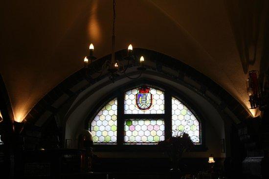 Ratskeller Kopenick: the interior