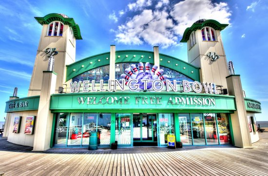 The Pleasure Beach: Pavillion