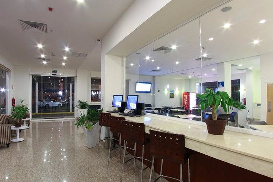 One Guadalajara Periferico Norte: Lobby